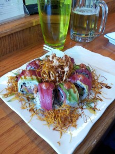 bird nest roll